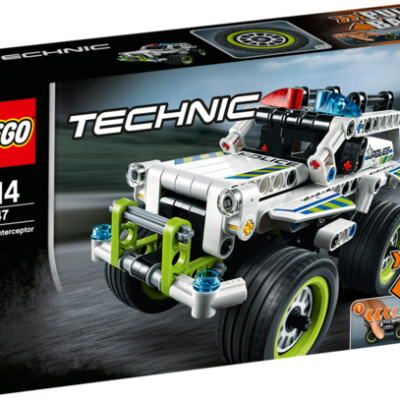 LEGO® Technic Polizei Interceptor 42047