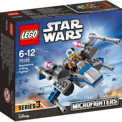 LEGO® Star Wars Microfighter Hero Starfighter 75125