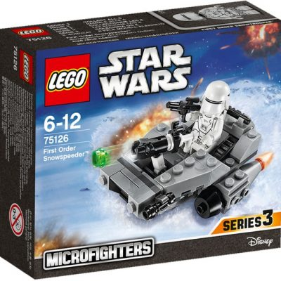 LEGO® Star Wars Microfighter Villain craft blue 75126