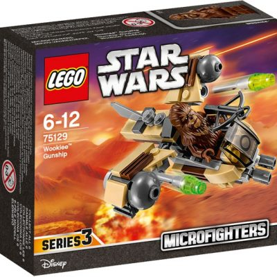 LEGO® Star Wars Wookiee Gunship 75129