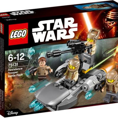 LEGO® Star Wars Battle pack Episode 7 Heroes 75131
