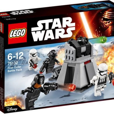 LEGO® Star Wars Battle pack Episode 7 Villains 75132