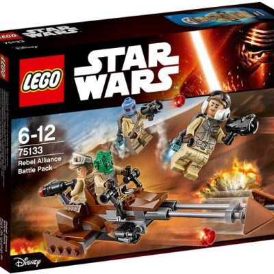 LEGO® Star Wars Rebels Battle Pack 75133