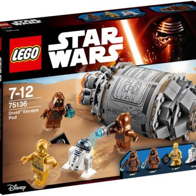 LEGO® Star Wars Droid Escape Pod 75136