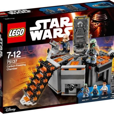 LEGO® Star Wars Carbon Freezing Chamber 75137