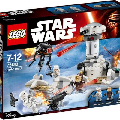 LEGO® Star Wars Hoth Attack 75138