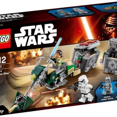 LEGO® Star Wars Kanans Speederbike 75141