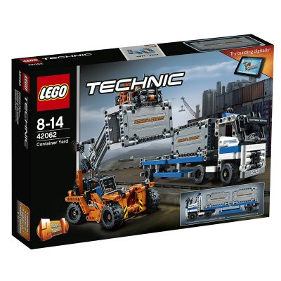 Technic-Container-Transport