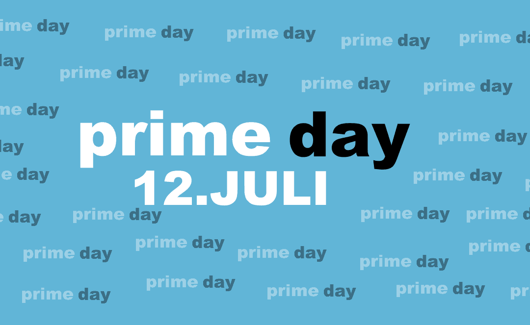 Amazon Prime Day am 12 Juli